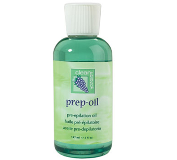 Clean+Easy Pre-Epilation Oil f